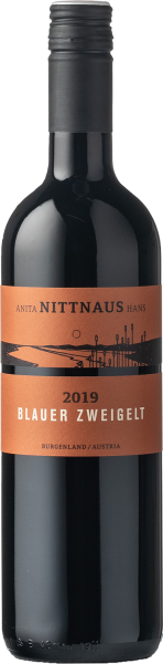 Nittnaus Zweigelt 2019 BIO