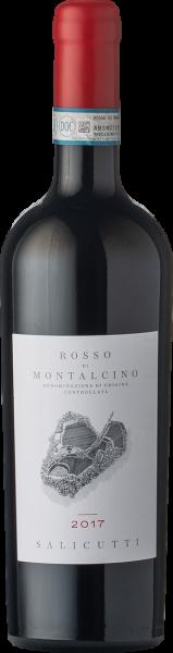 Salicutti Rosso di Montalcino DOC 2017 BIO