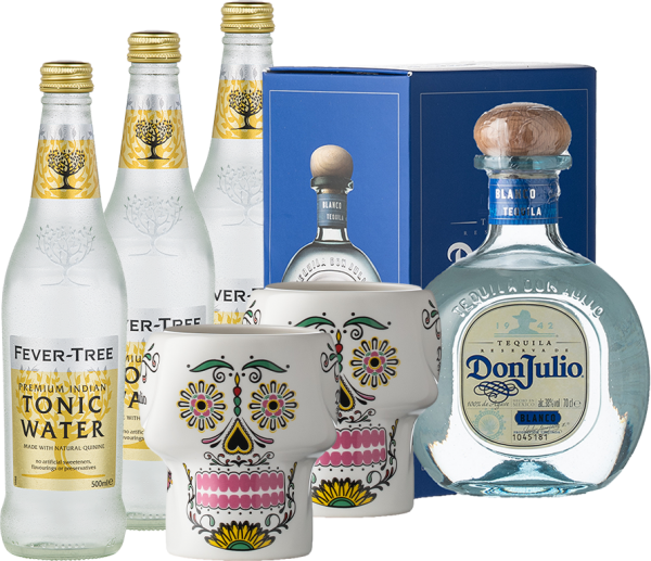 Don Julio Tequila Tonic Set