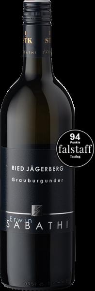 Erwin Sabathi Grauburgunder Ried Jägerberg 1-STK 2018