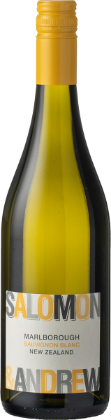 Salomon & Andrew Sauvignon Blanc Marlborough 2019