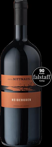 Nittnaus Heideboden Rot 2018 BIO Magnum