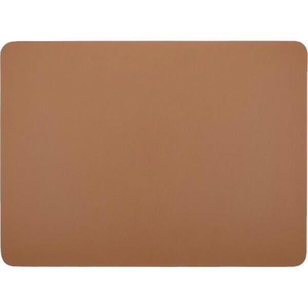 Tischset eckig »Togo« karamell