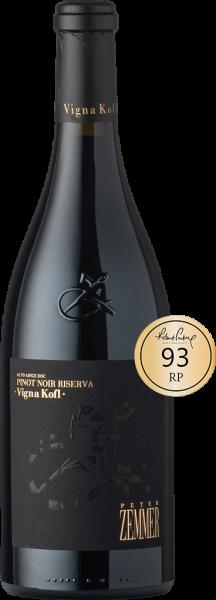 Zemmer Pinot Noir Riserva Vigna Kofl 2017