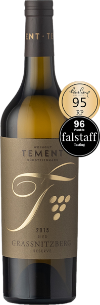 "Tement Sauvignon Blanc Ried Grassnitzberg ""Reserve"" 1-STK 2015"