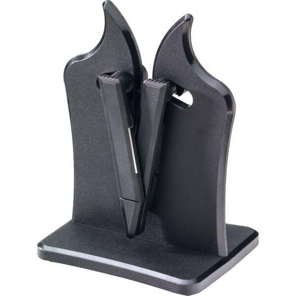 »Vulkanus Classic« Messerschärfer Kunststoff schwarz, Höhe: 160 mm