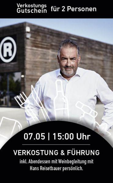 Reisetbauer Verkostung & Führung