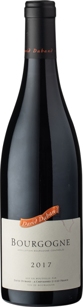 Duband Bourgogne Rouge 2017