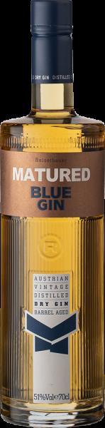Blue Gin Matured