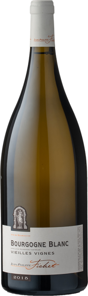 J-P- Fichet Bourgogne Blanc V-V- 2015 Magnum