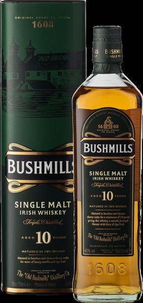 Bushmills 10YO Malt Whisky