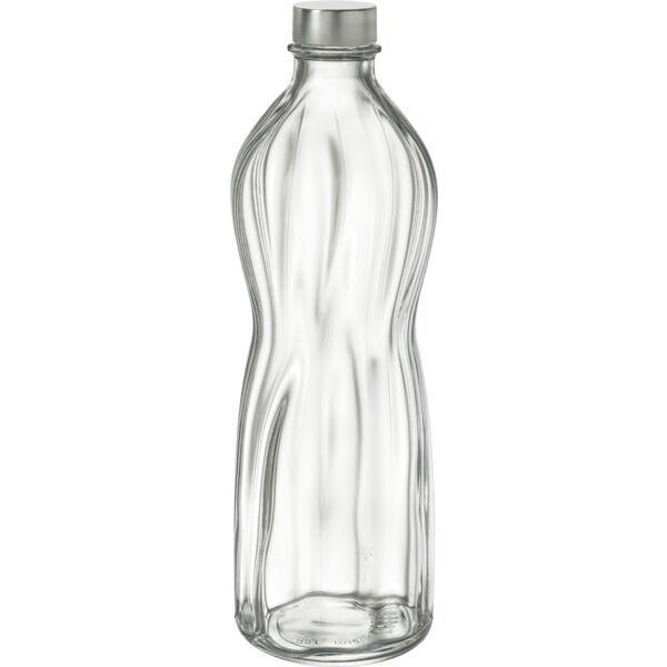 BORMIOLI ROCCO »Aqua« Flasche mit Schraubverschluss