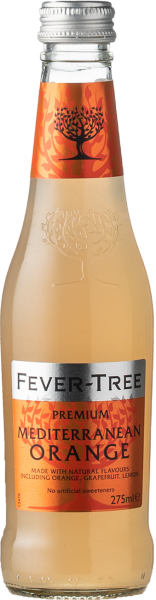 Fever-Tree Mediterranean Orange 0,275L