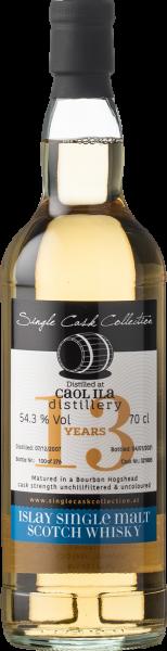 Single Cask Collection Caol Ila 13 YO