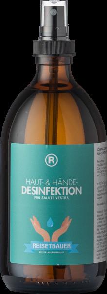 Reisetbauer Desinfektion Haut & Hände