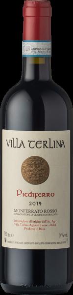 Villa Terlina Monferrato Rosso DOC Piediferro 2014 BIO