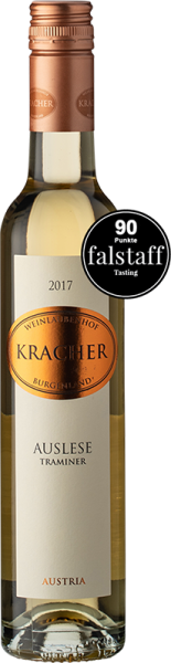 Kracher Auslese Traminer 2017