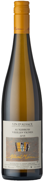 Albert Mann Auxerrois Vieilles Vignes 2018 BIO
