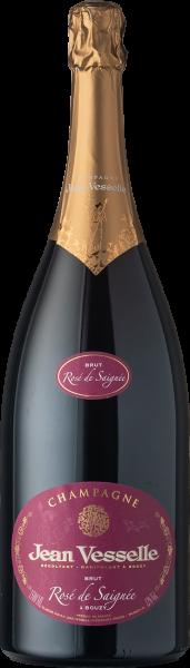 Vesselle Rosé de Saignée Brut Magnum