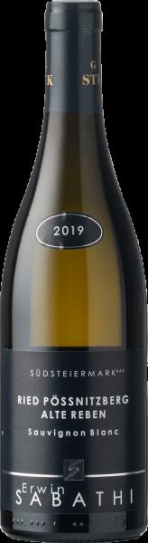 Sabathi Sauvignon Blanc Ried Pössnitzberg Alte Reben G-STK 2019 BIO