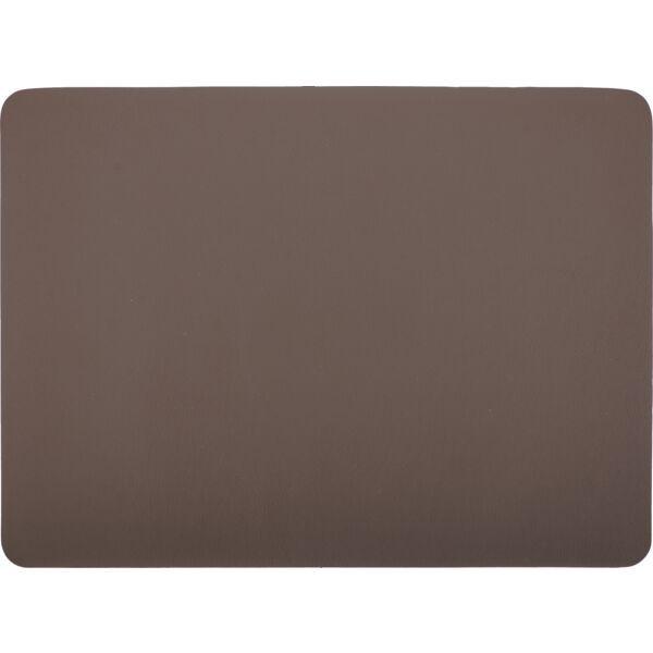 Tischset eckig »Togo« braun