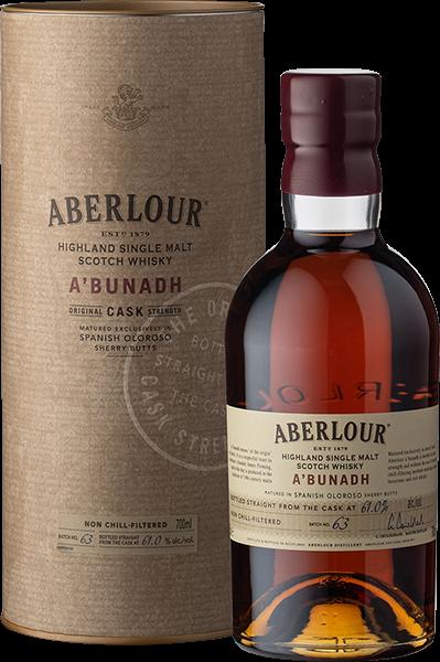 Aberlour A'Bunadh Malt