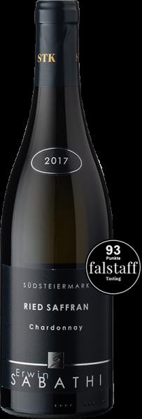 Erwin Sabathi Chardonnay Ried Saffran 2017