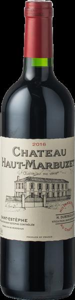 Chateau Haut-Marbuzet 2016