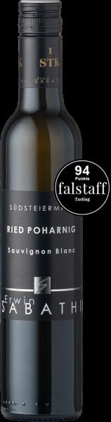 Erwin Sabathi Sauvignon Blanc Ried Poharnig 1-STK 2019 0,375lt- BIO