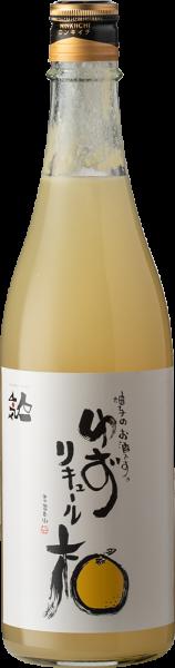 Ninki-Ichi Yuzushu 8% 0,72L