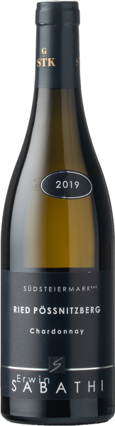 Sabathi Chardonnay Ried Pössnitzberg G-STK 2019 BIO