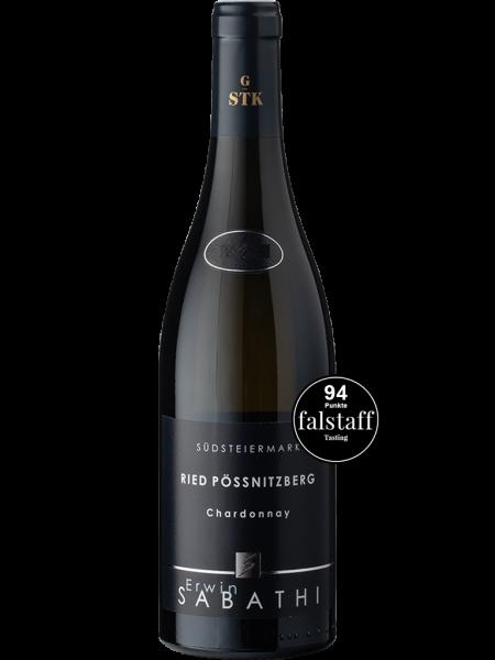 Erwin Sabathi Chardonnay Ried Pössnitzberg G-STK 2018