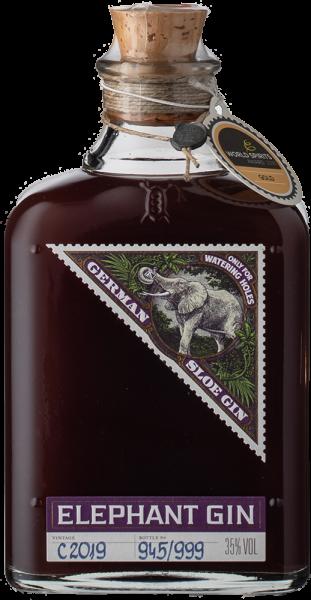 Elephant German Sloe Gin