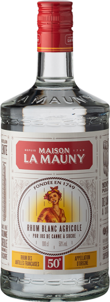 La Mauny Blanc 50%vol