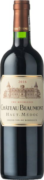 Château Beaumont Cru Bourgeois 2016