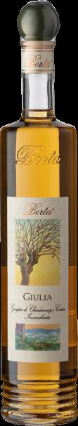 Berta Giulia Grappa Chardonnay 0,7lt