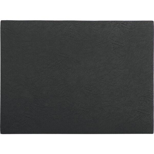 Tischset eckig »Troja« schwarz