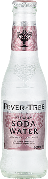 Fever-Tree Spring Soda Water