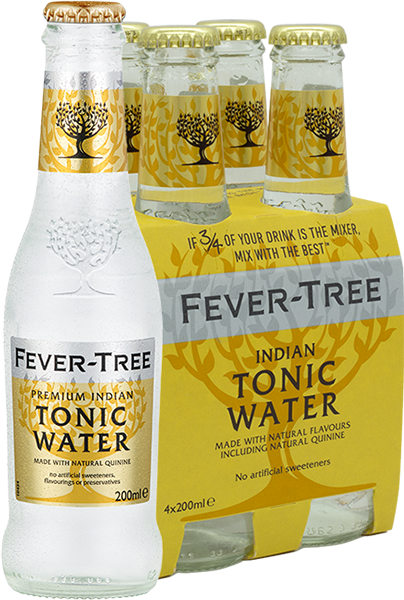 4er Fever-Tree Tonic Water