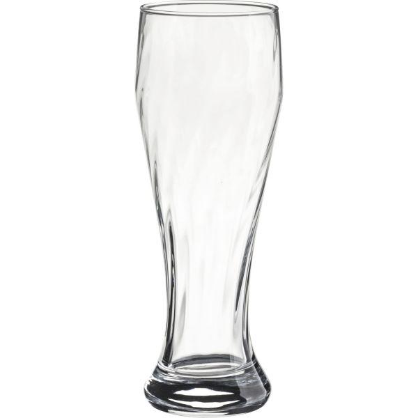 Weizenbierglas »Optisch Bayern«