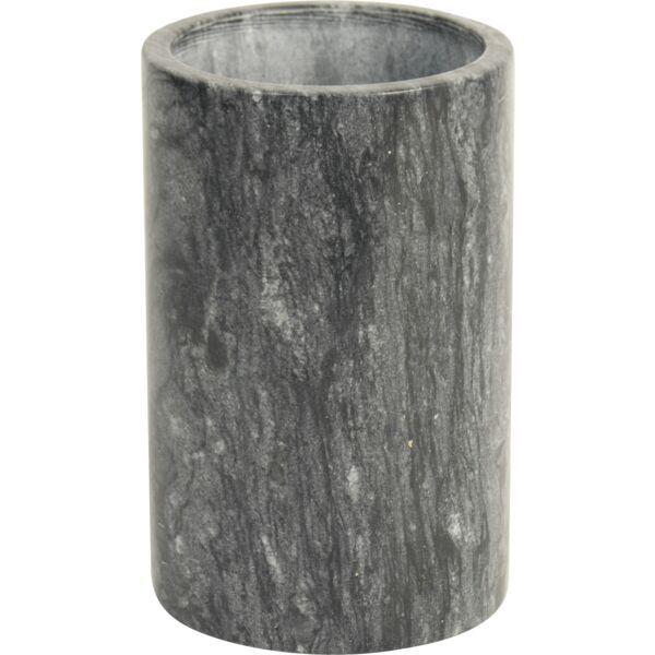 Flaschenkühler Marmor, Höhe: 210 mm, ø: 130 mm