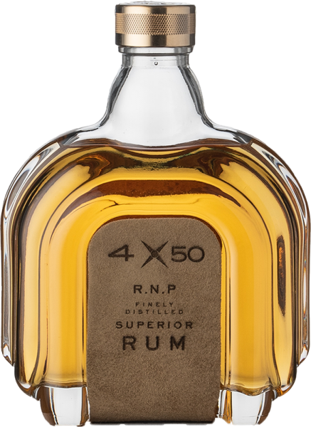 Reisetbauer 4x50 R-N-P Finely Distilled Superior Rum