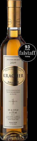 Kracher TBA No-1 Welschriesling Z-d-S 2009