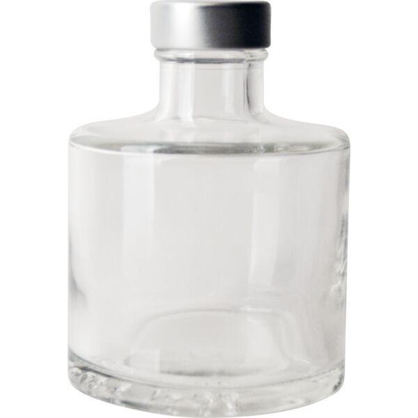 »Vanessa« Flasche glasklar, mit Schraubverschluss, Inhalt: 0,20 Liter