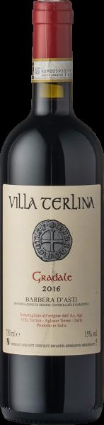 Villa Terlina Barbera d'Asti DOCG Gradale 2016 Bio