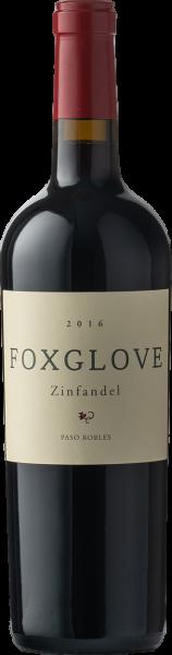 Foxglove Zinfandel Paso Robles 2016