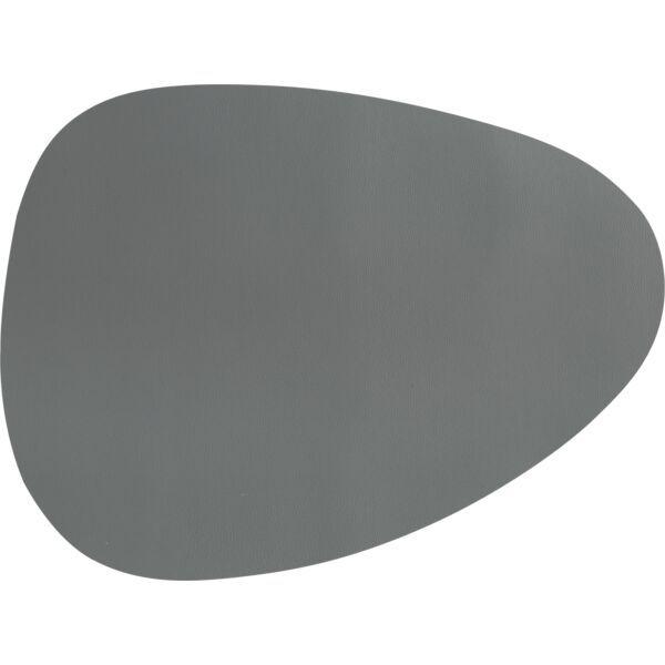 Tischset Tropfen »Togo« grau