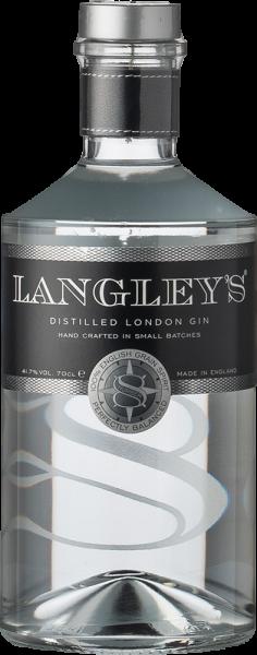 Langley's No- 8 Distilled London Gin 0,7L