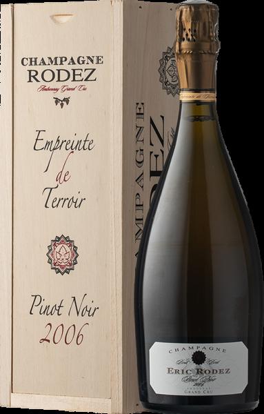 E- Rodez Empreinte de Terroir Pinot Noir Extra Brut 2006
