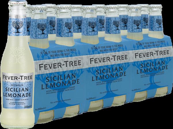 FFever-Tree Sicilian Lemonade 24er Tray